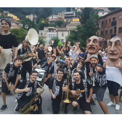 Brass Marching Band