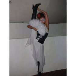 Performance de danza
