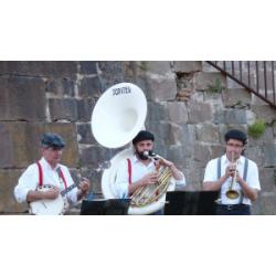 Dixthree - Trio dixie