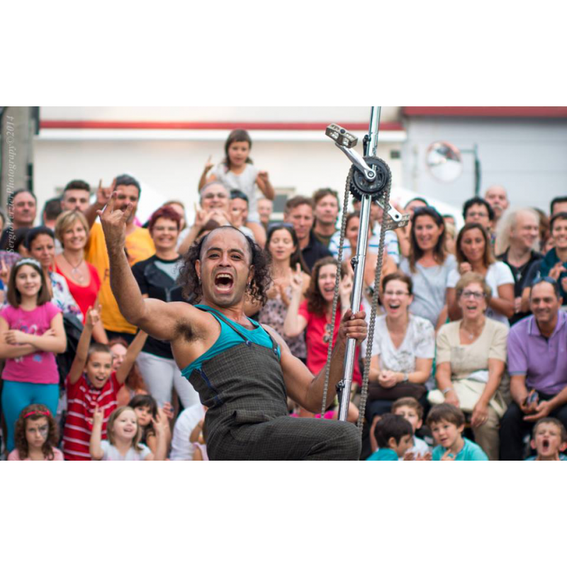 The Herock - Espectacle de circ i humor