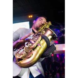 Saxofonista per esdeveniments
