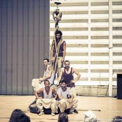 Glaucos - Espectáculo de Danza/Teatro/Parkour