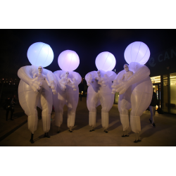 Ball Hominum (Gegants Led en xanques)