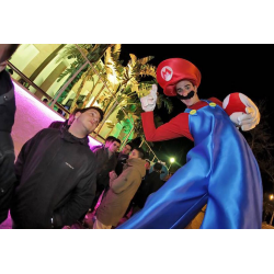 Mario Bros en xanques